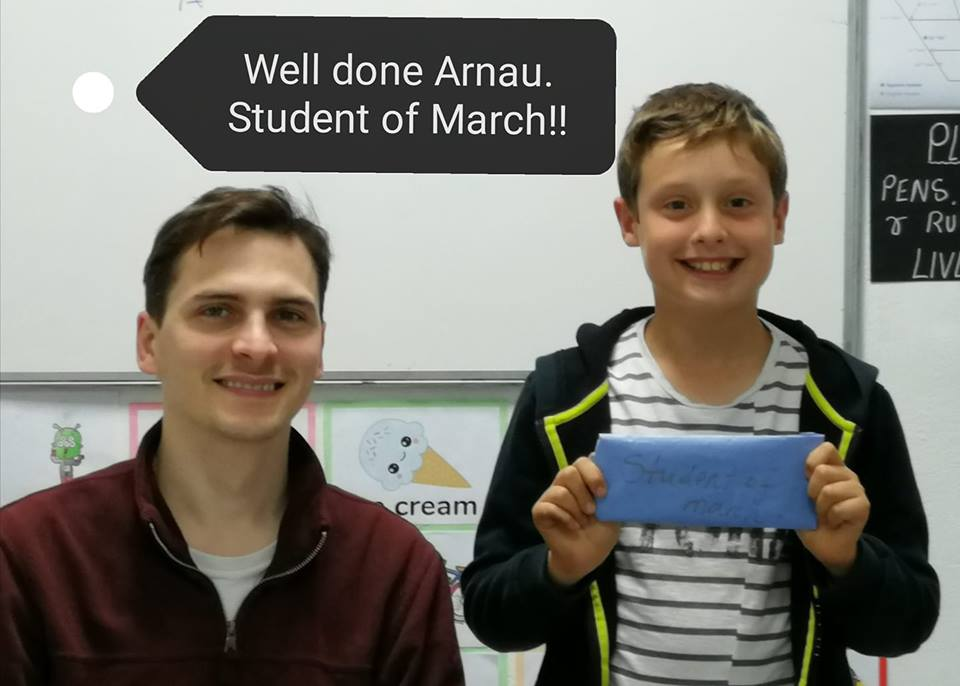 Student of March 2019