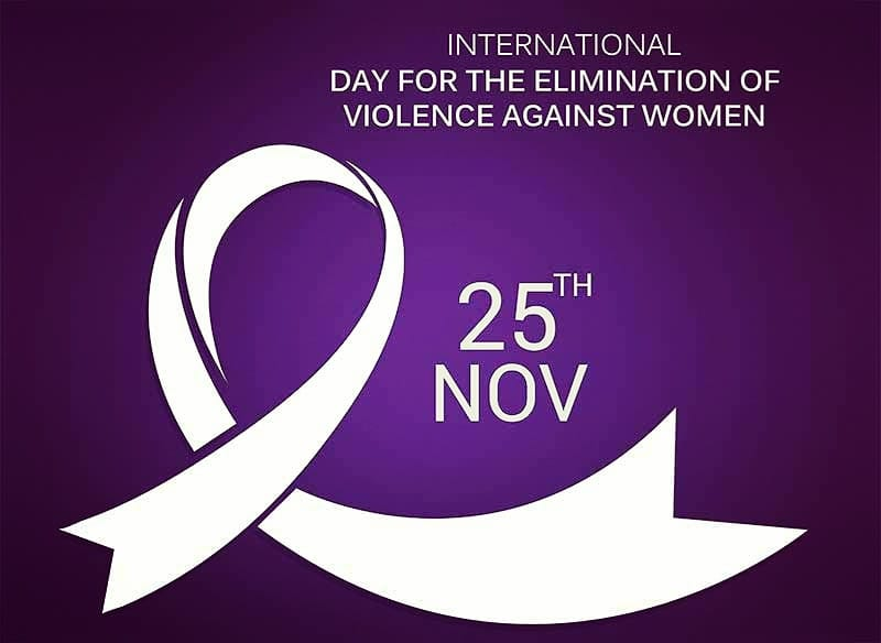 International Day against domestic violence.