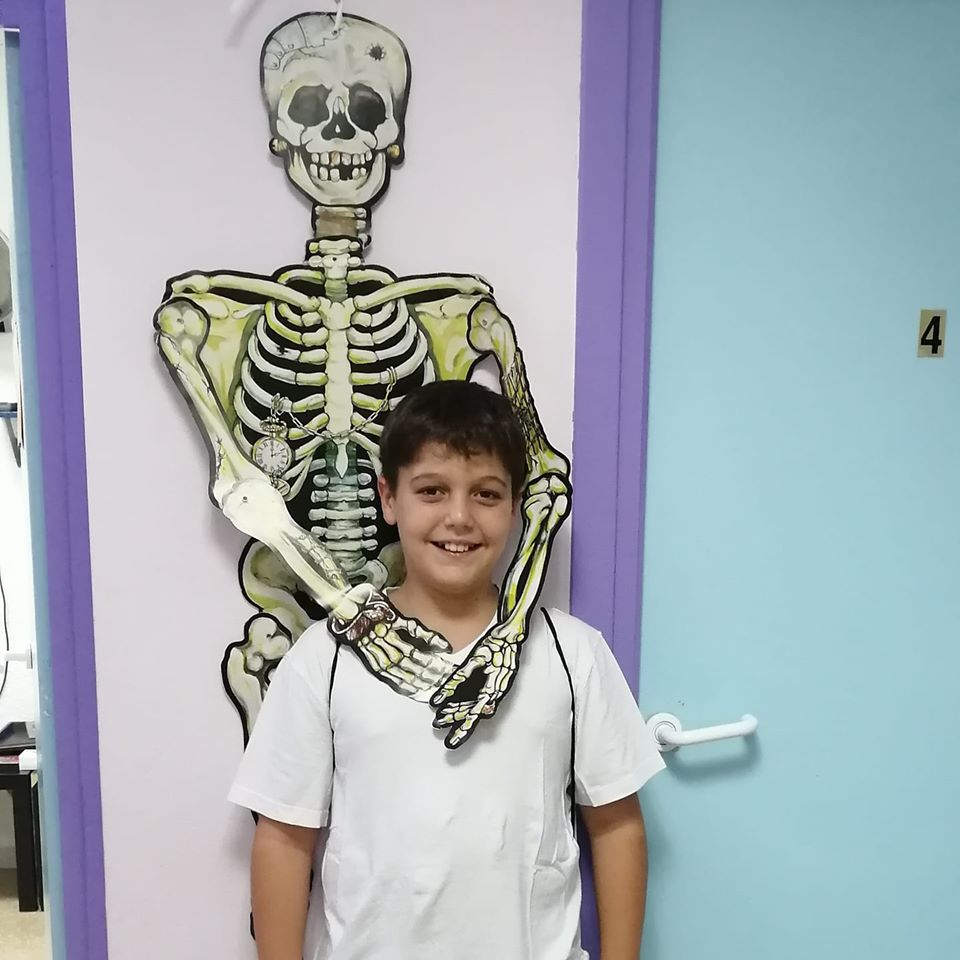 Student of October 2019