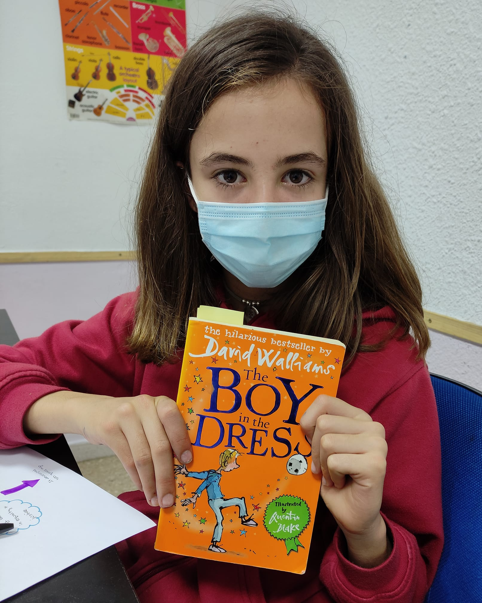 Have you read any books by David Walliams?