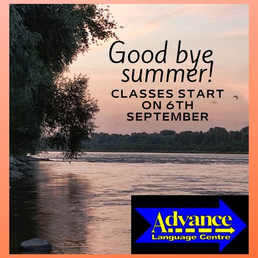 The end of summer 2021 is drawing to a close and we look forward to seeing you all again soon.